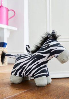 Ulster Weavers Door Stop zebra