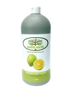 better earth dishwashing liquid