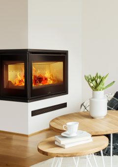 Lacunza Adour 800 CLI Built In Fireplace