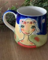 Art d olivia coffee mug live your dreams