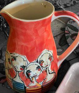 Art d olivia pitcher