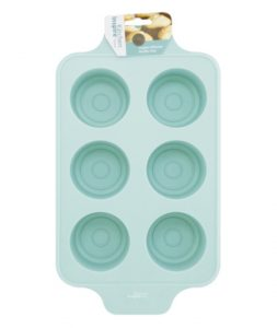 Silicone moulds cupcake 6 68 x 40
