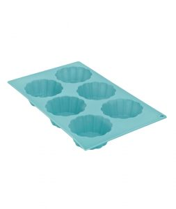 Silicone moulds flower