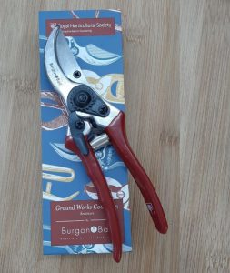 Burgon and Ball secateurs