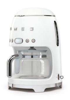 Smeg Coffee Filter Machine white