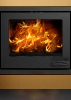 Infinity 13kw Black Convection built in
