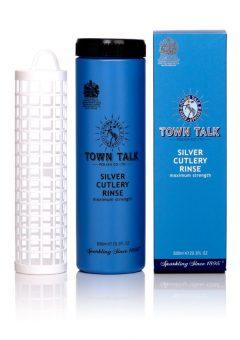 Town Talk Silver Cutlery Rinse