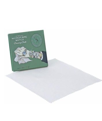 Towntalk microfibre watch cleaning cloth