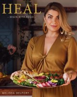 Heal begin with food Melissa Delport
