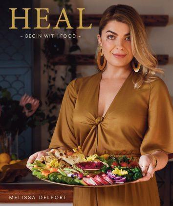 Heal begin with food Melissa Delport