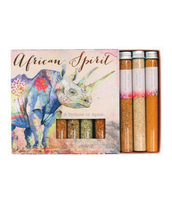 African Spirit Spice gift box