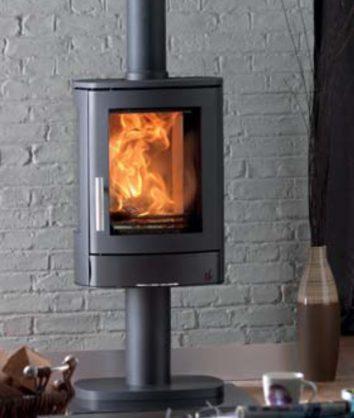 Arc NEO Pedestal 1P Fireplace