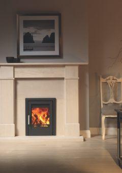 Arc Tenbury Built in Fireplace