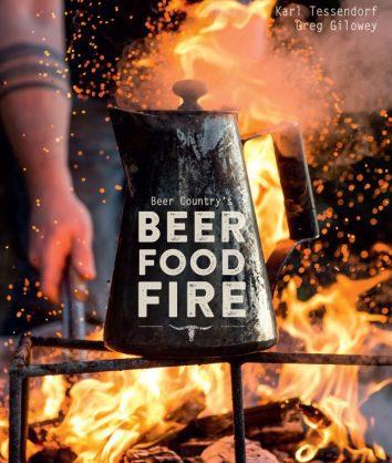 Beer Countrys Beer Food Fire recipe book