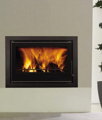 Cristal 78 Built in Fireplace