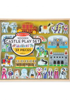 Melissa and Doug Castle Play Set