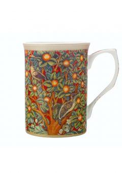 William Morris Mug Woodpecker