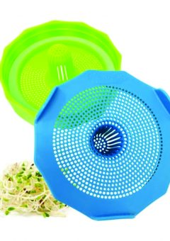 Bean Screen Mason Jar lid
